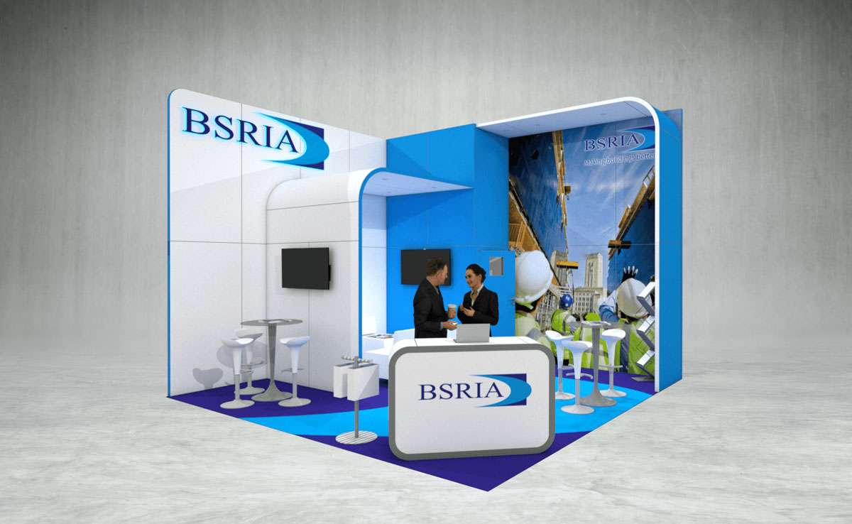 BSRIA Exhibition Stand