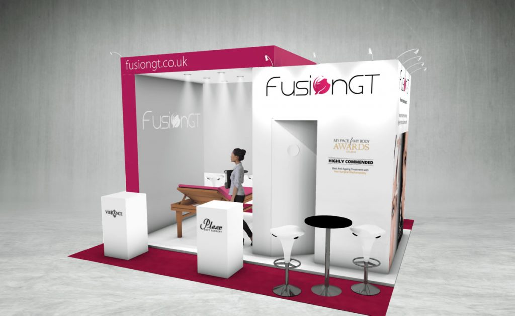 Fusion GT Exhibition Stand