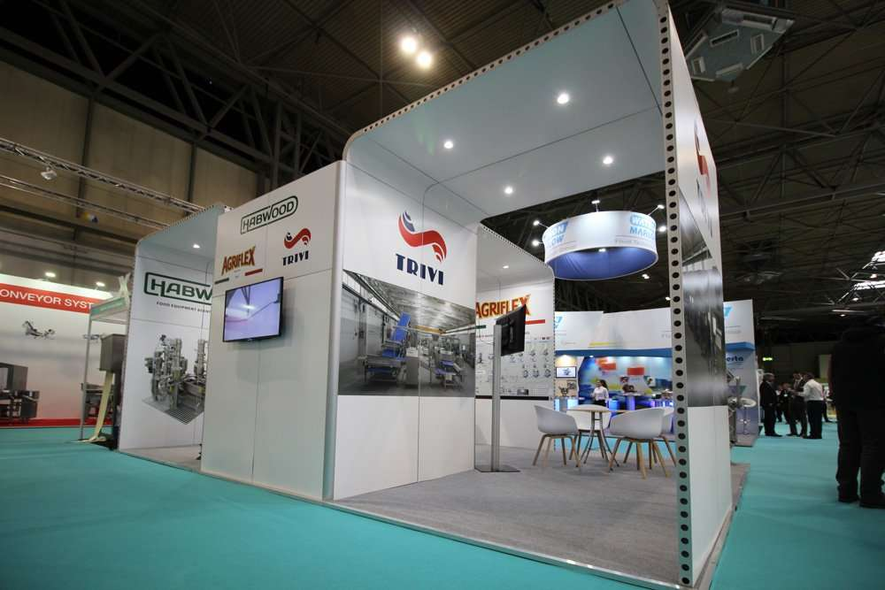 Habwood Exhibition Stand