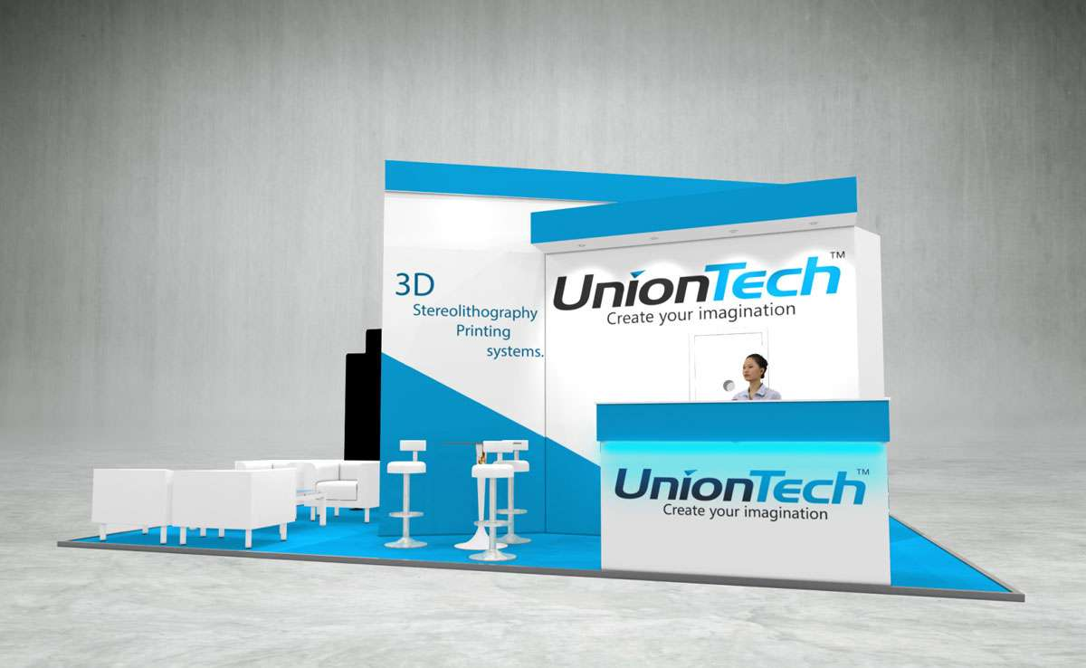 Union Tech Exhibition Stand