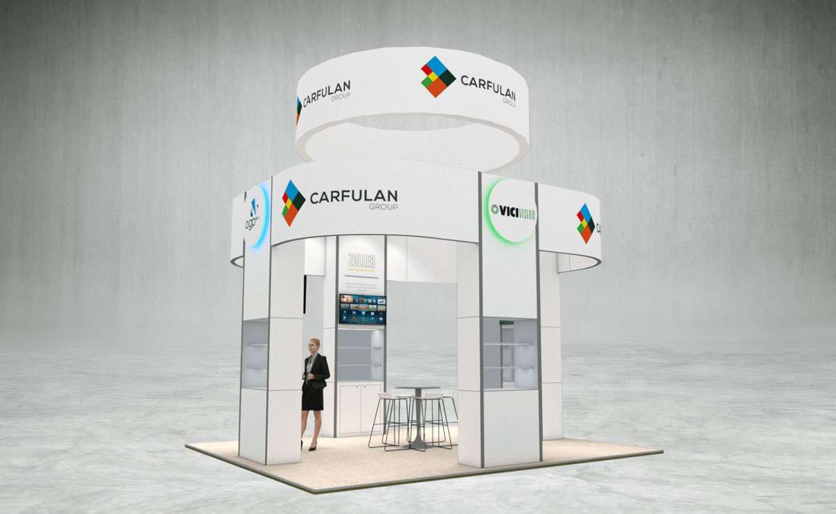 Carfulan Exhibition Stand