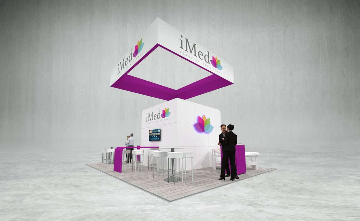 iMed Exhibition Stand