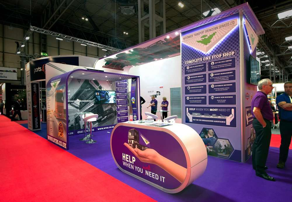 NTBS Exhibition Stand
