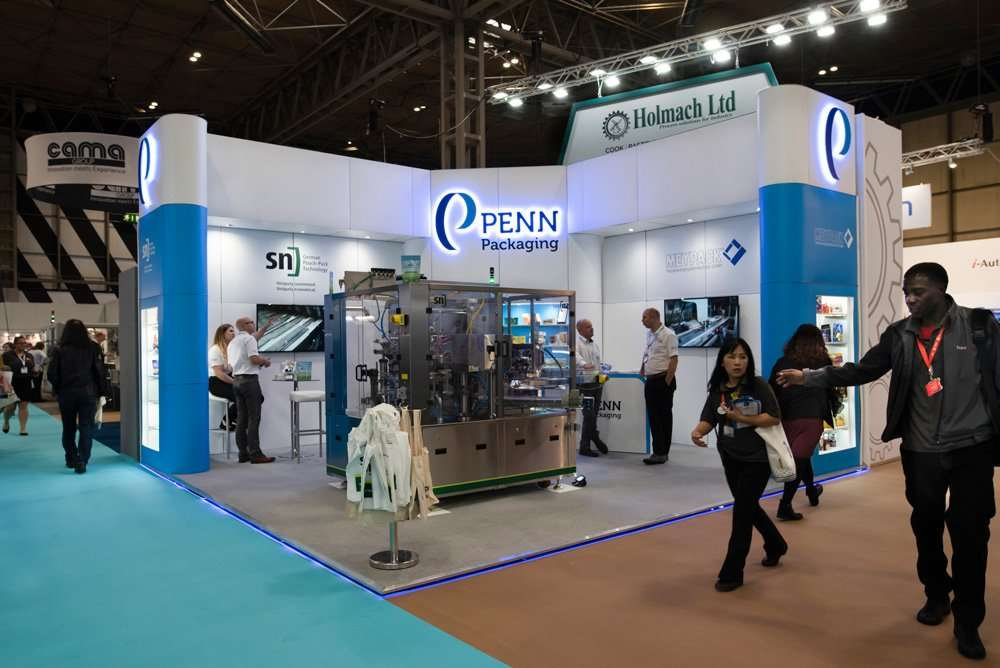 Penn Exhibition Stand
