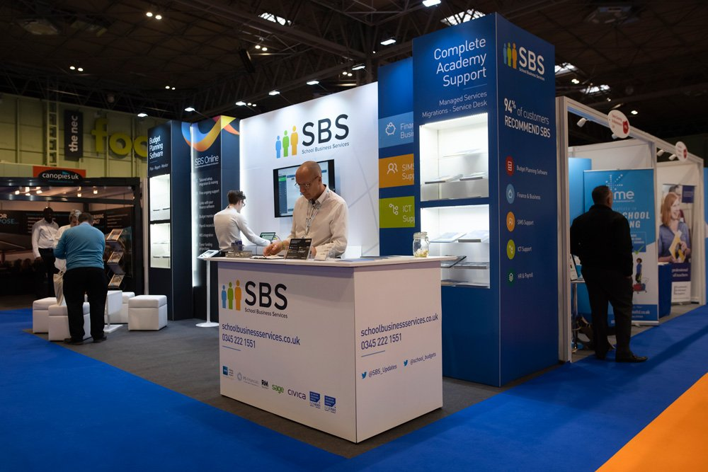 SBS Exhibition Stand