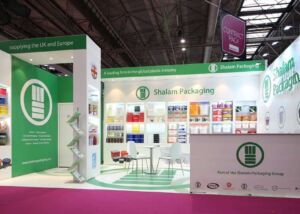 Shalam Packaging Exhibition Stand