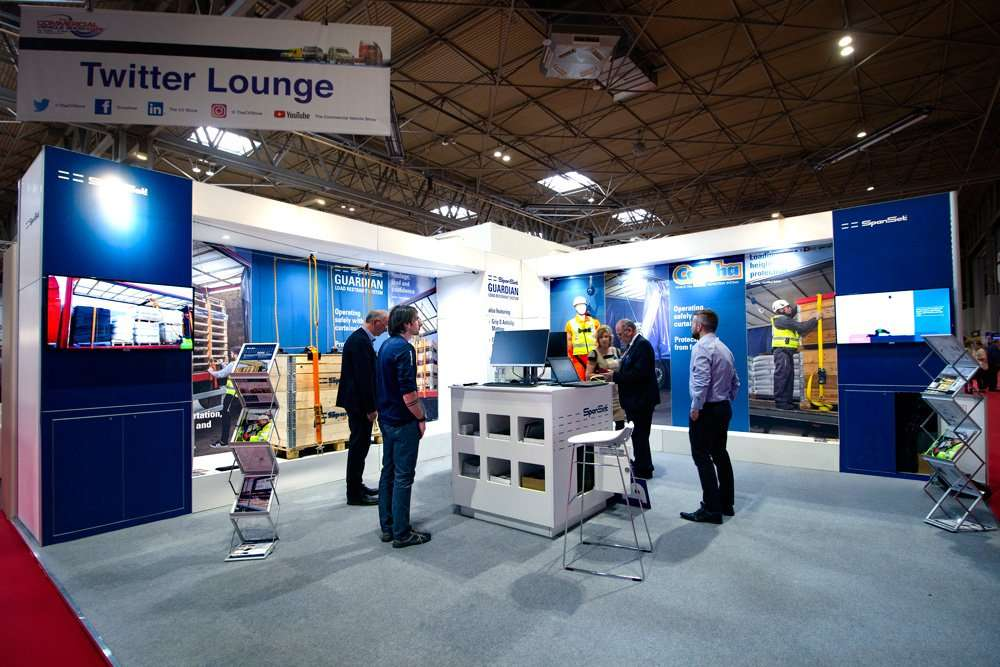 Span Set Exhibition Stand