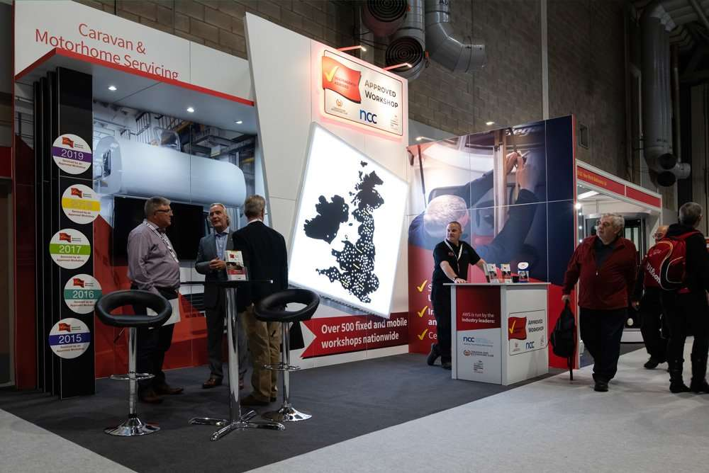 AWS Exhibition Stand