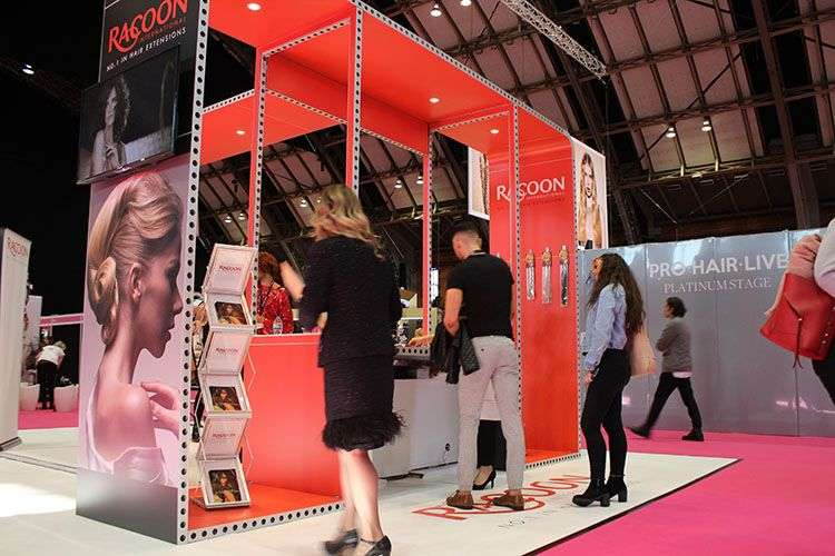 Racoon intertnational exhibition stand design review