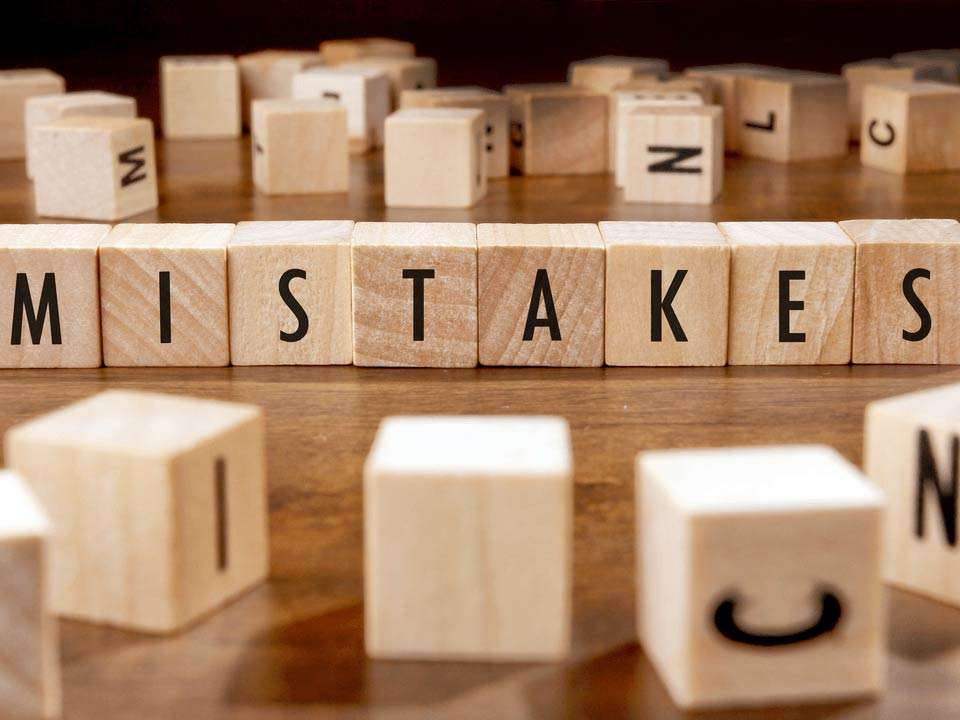 five-exhibiting-mistakes