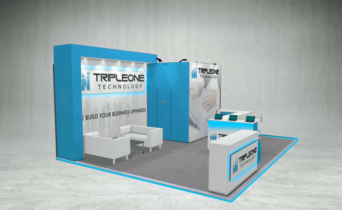 TripleOne Exhibition Stand