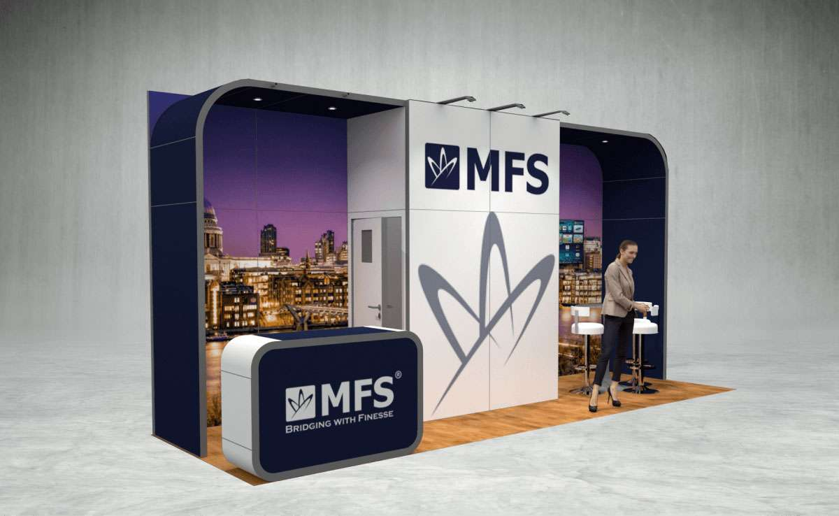 MFS Exhibition Stand