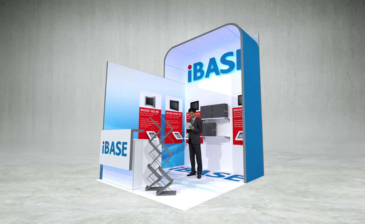 iBase Exhibition Stand