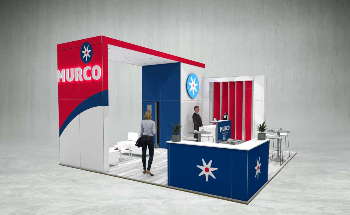 Murco Exhibition Stand