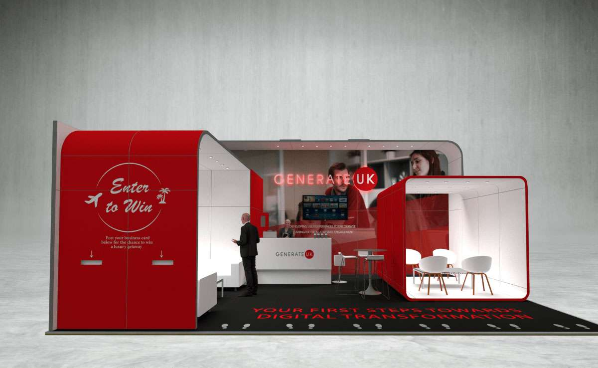 Generate UK Exhibition Stand