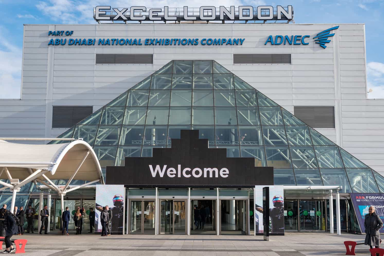 The ExCel in London