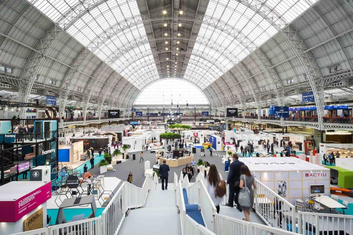 Olympia London Exhibition Stand Design